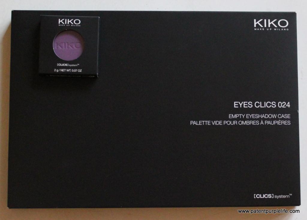 Kiko Eyeshadow Palette Giveway