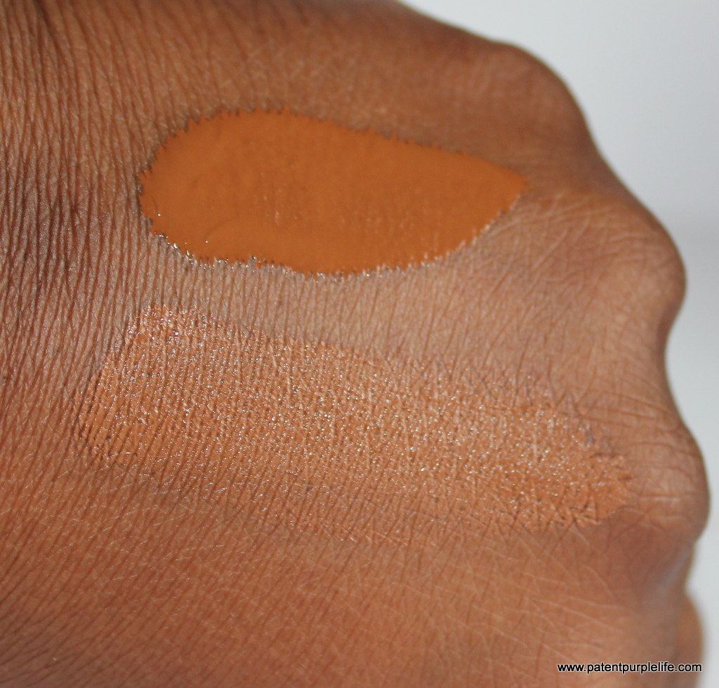 Lancome Teint Visionnaire Swatch Shade 12