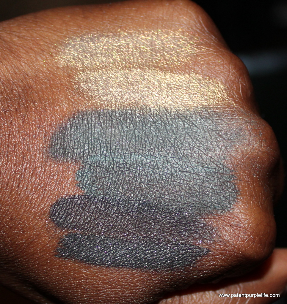Alima Pure By Night Swatches