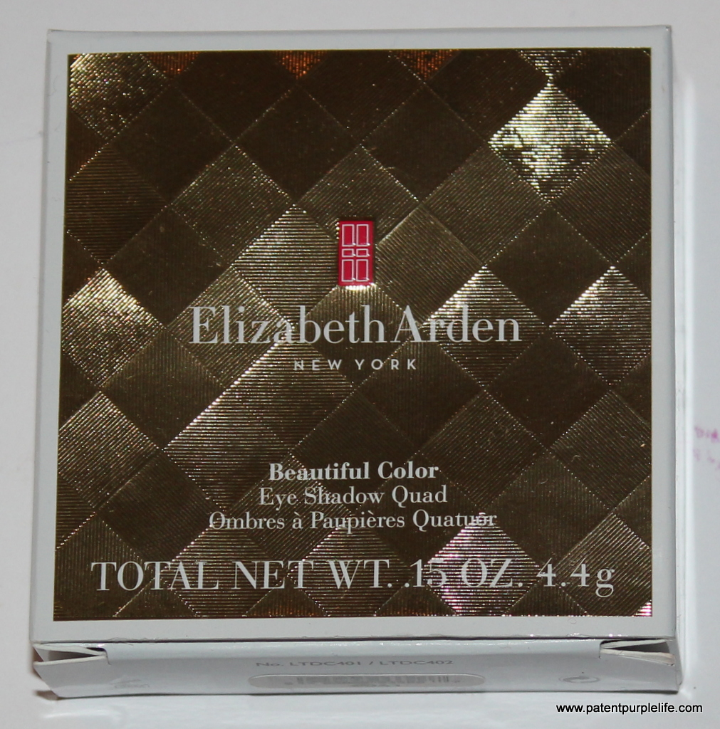 Elizabeth Arden Beautiful Colour Eyeshadow Quad