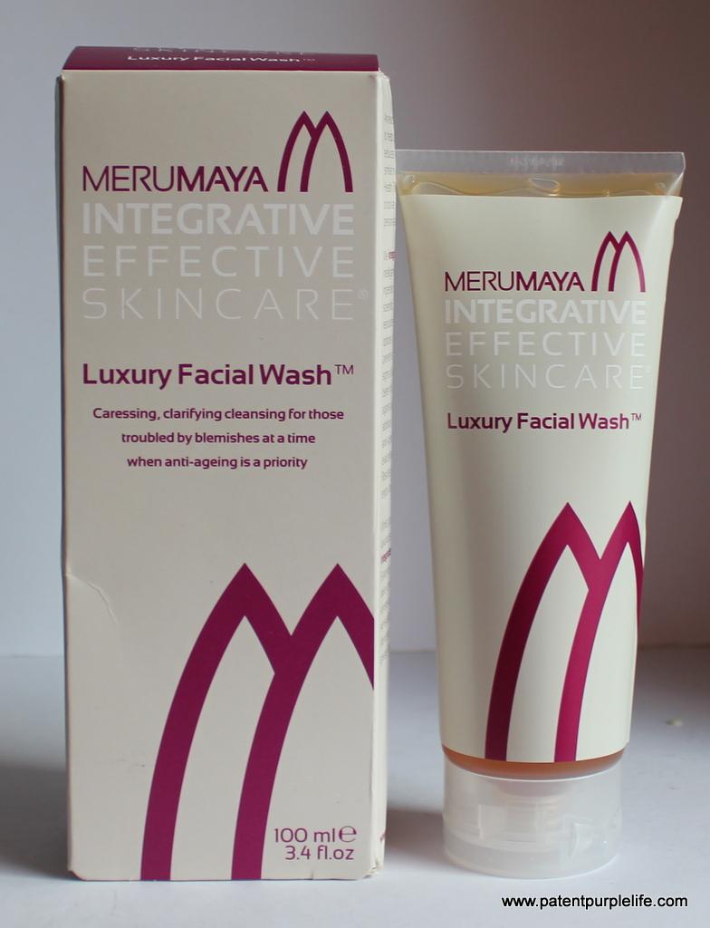 Merumaya Luxury Facial Wash