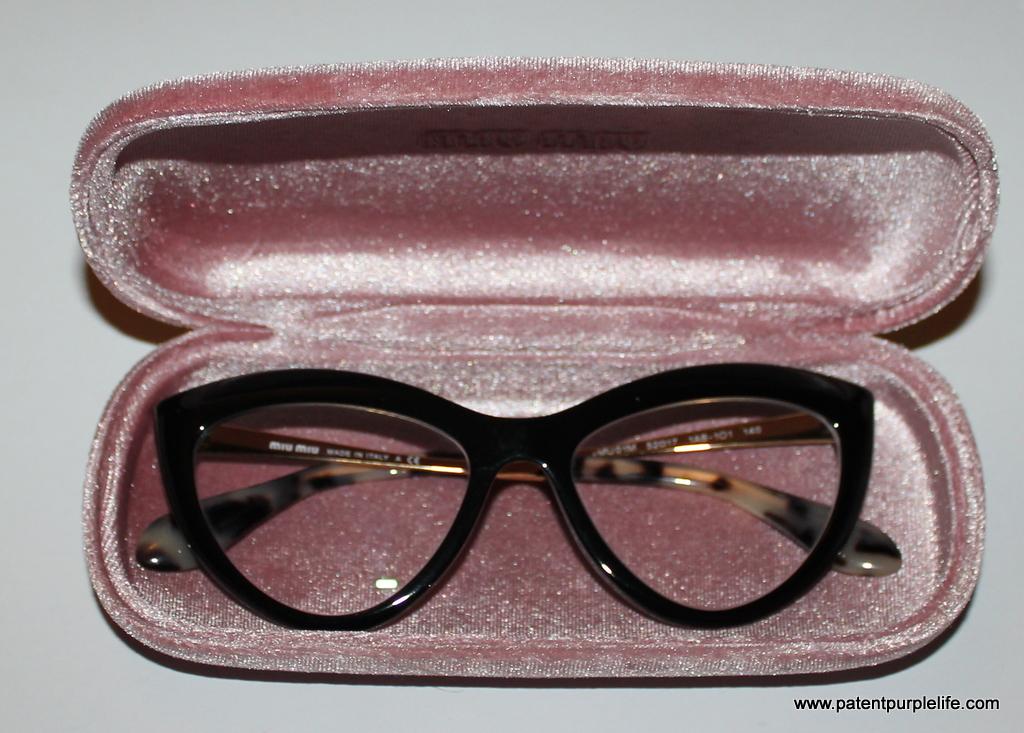 Miu Miu spectacles