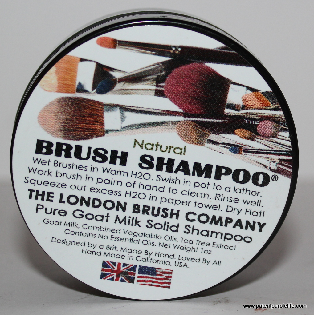 The London Brush Company Natural Brush Shampoo