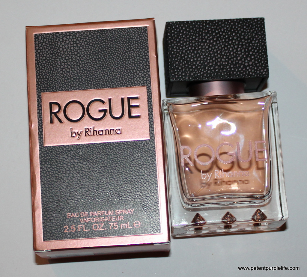 Rouge by Rhianna bottle and box