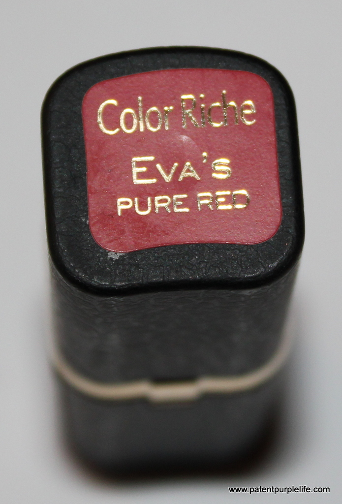 L'Oreal Paris Collection Exclusive Color Riche Eva's Pure Red