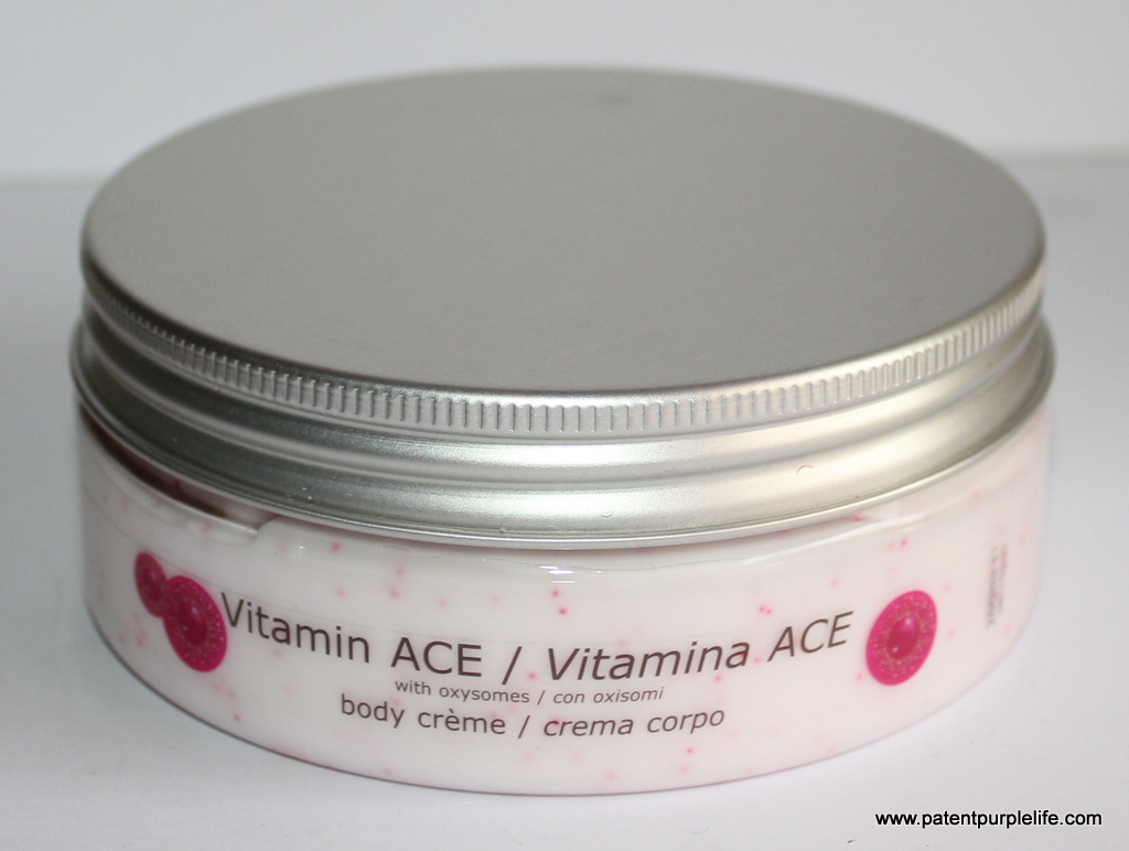 SBC Vitamin ACE Body Creme