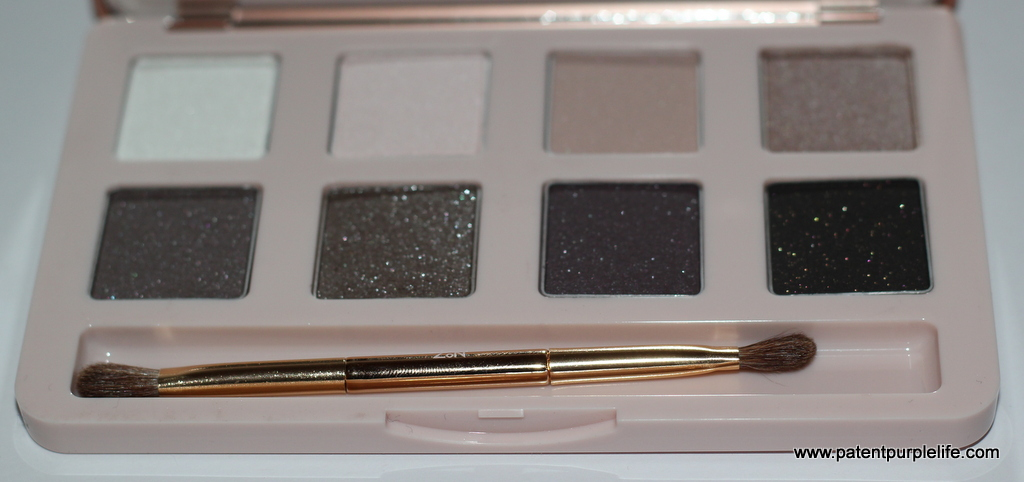 No 7 Mini Eyeshdaow Palette