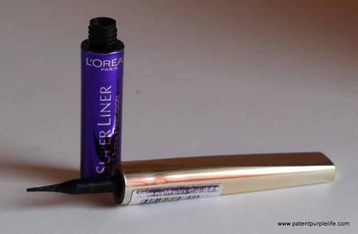 L'Oreal Paris Superliner in Purple Black