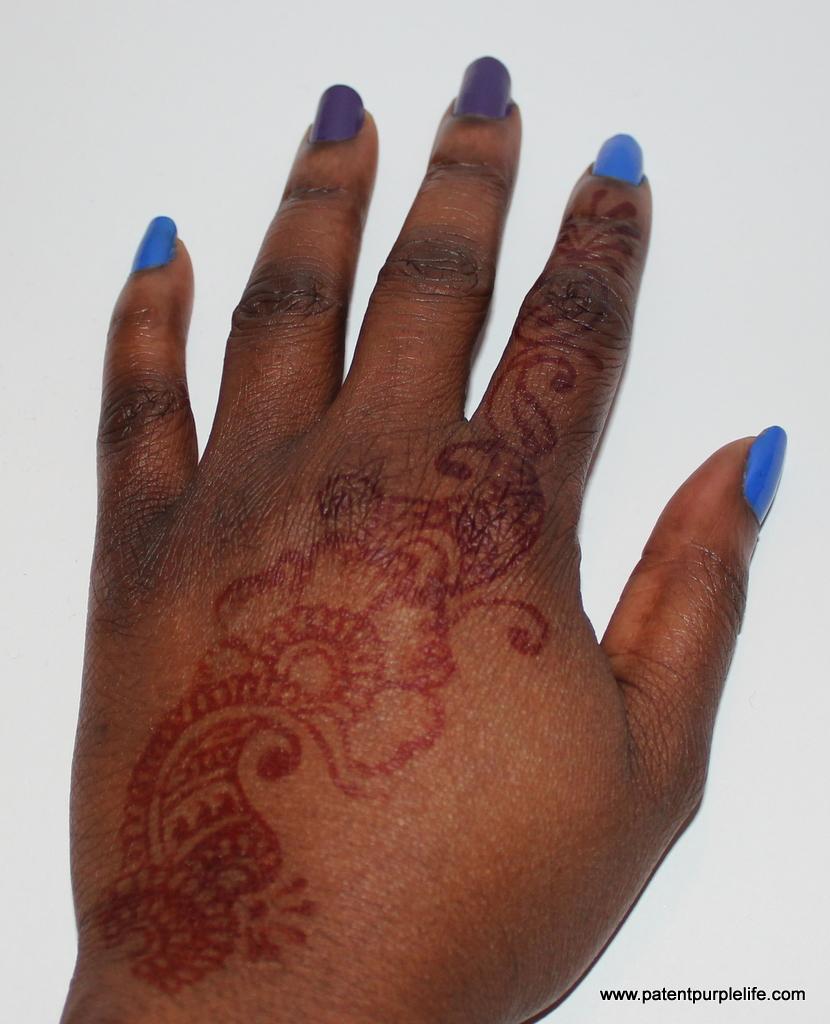 Mehndi Artist Amina