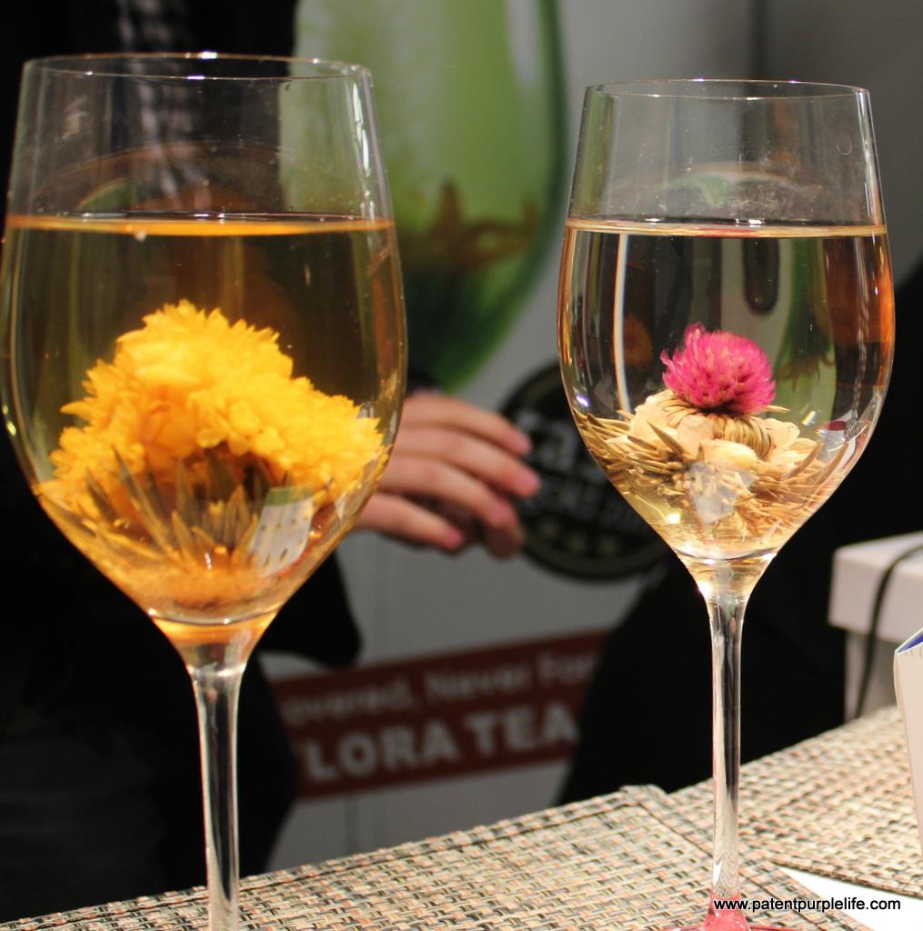 Taste of Winter Flora Tea