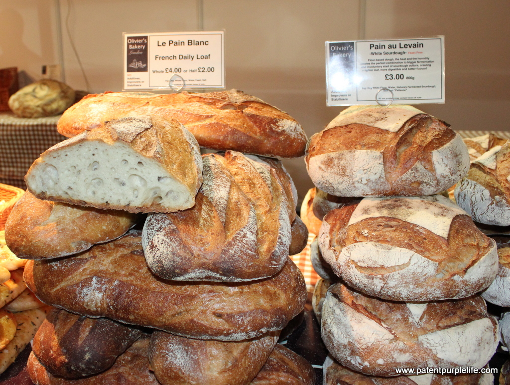 Taste of Winter Olivers Bread