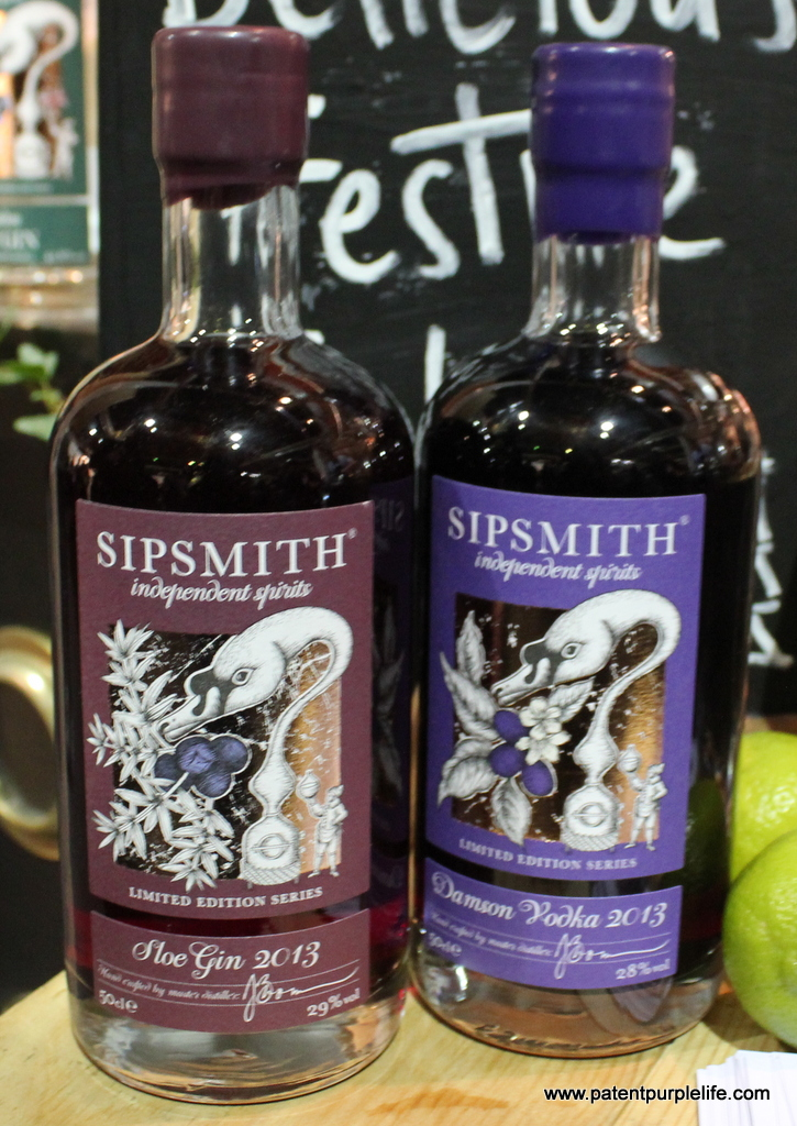 Taste of Winter Sipsmiths Gin