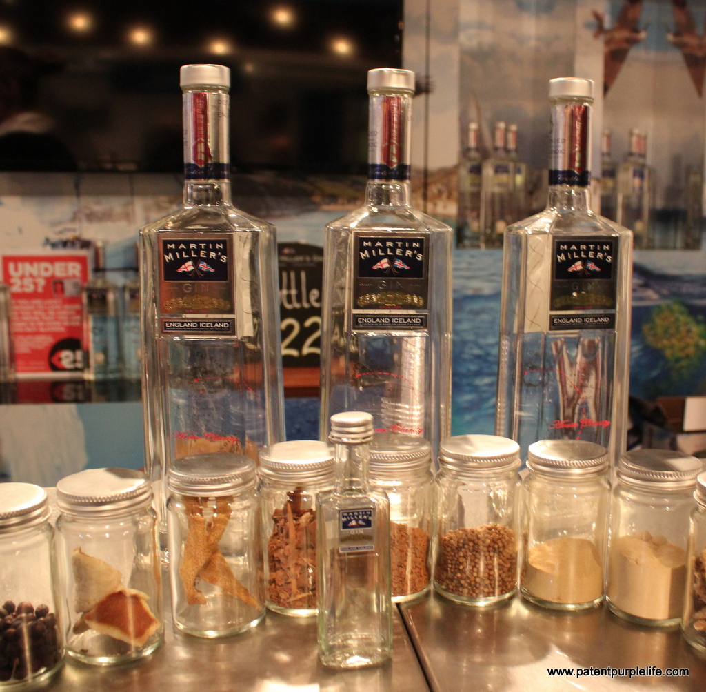 Martin Miller Gin Taste of Winter