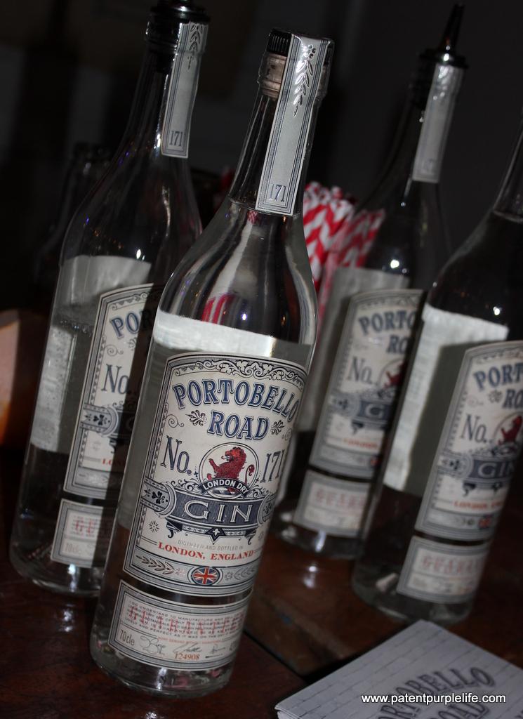 Taste of Winter Portobello Road Gin