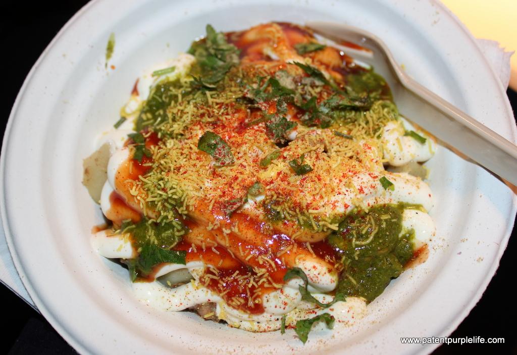 Aloo Papri Chaat from Roti Chai