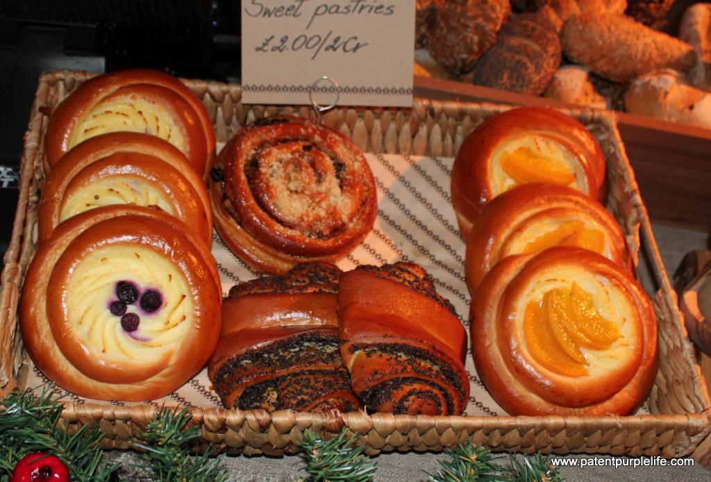 Taste of London Pastries