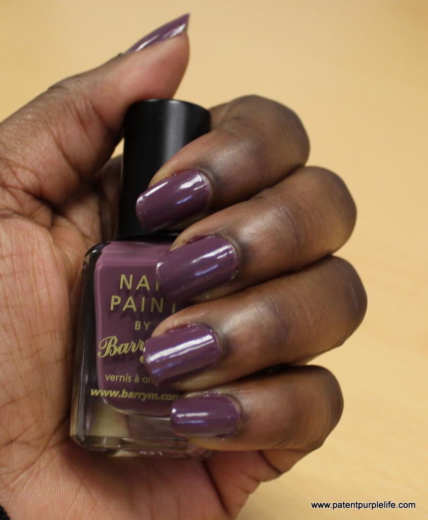 Vintage Violet Barry M