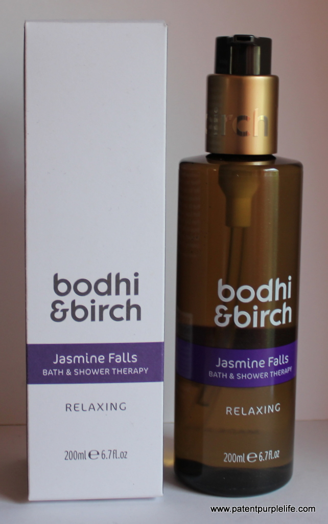 Bodhi and Birch Jasmine Bath and Shower Therapy