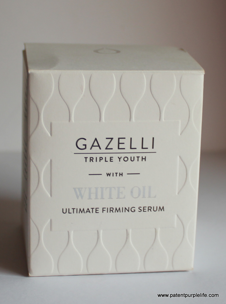 Gazelli Ultimate Firming Serum with White OIl