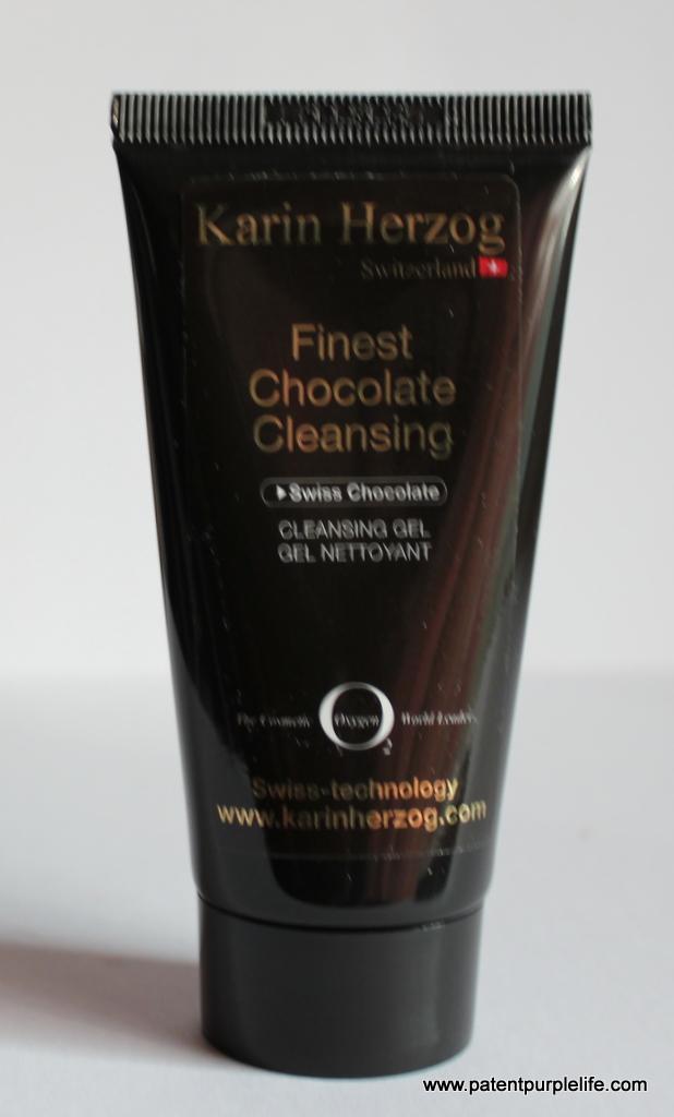 Karin Herzog Finest Chocolate Cleansing Gel