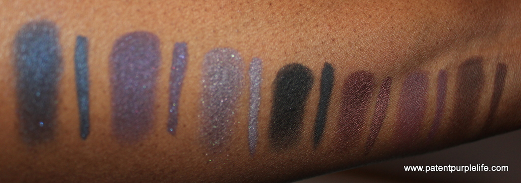 Smashbox Double Exposure Swatch WoC