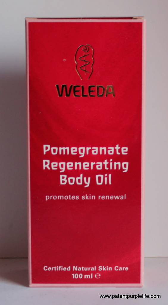 Weleda Pomegrante Body Oil