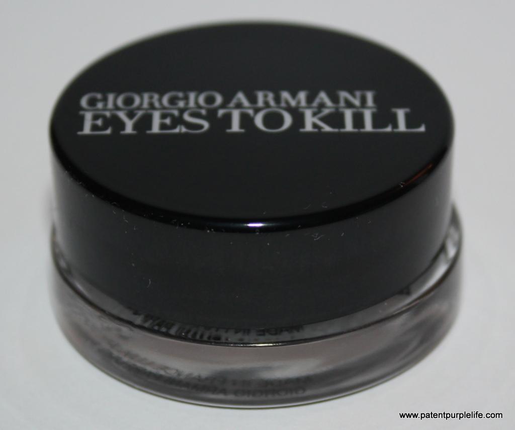 Giorgio Armani Eyes to Kill Lust Red