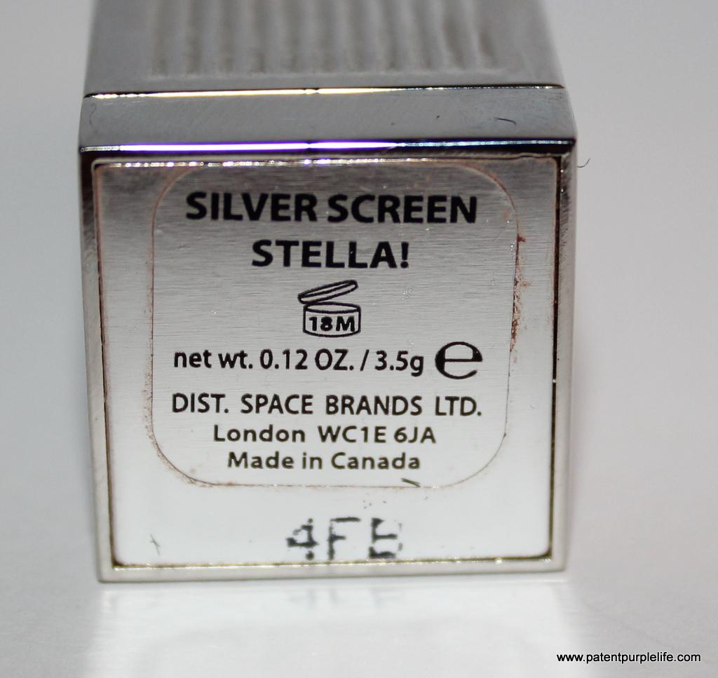 Lipstick Queen Silver Screen Stella