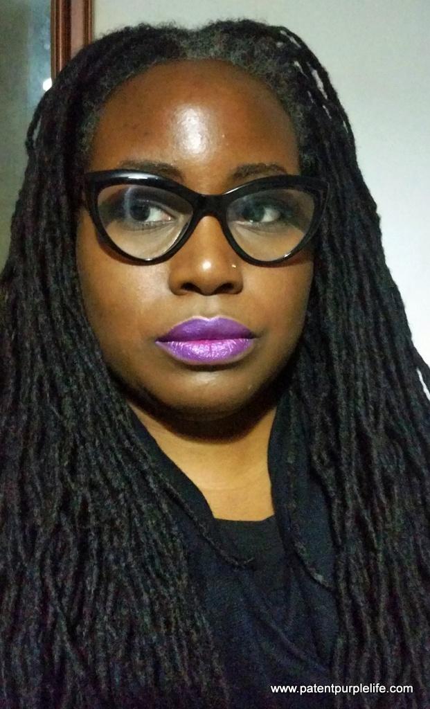 Lipstick Queen Stella Swatch