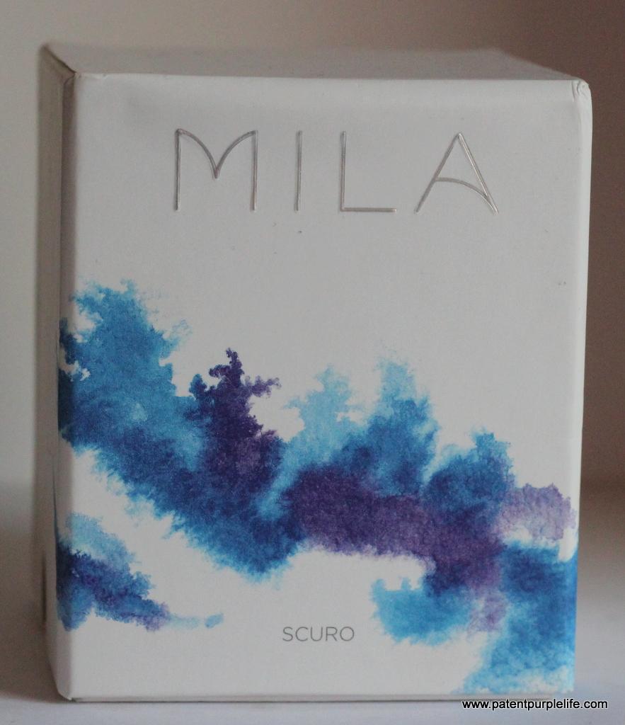Mila Scuro Bath Oil