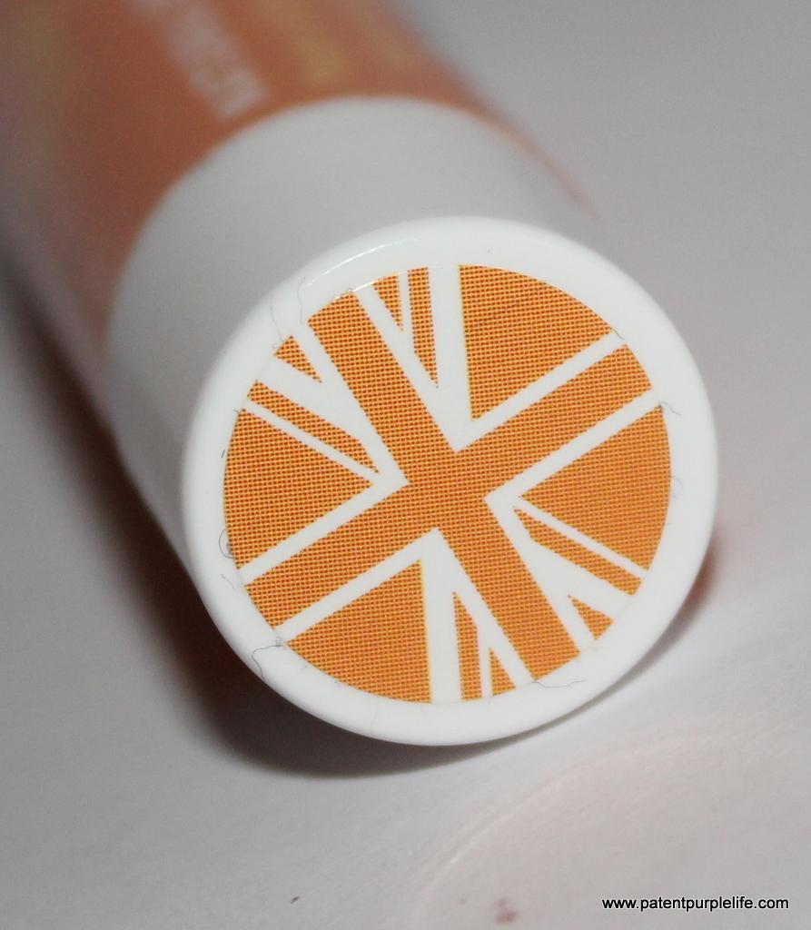 Fairfield Gardens Orange Lip Balm