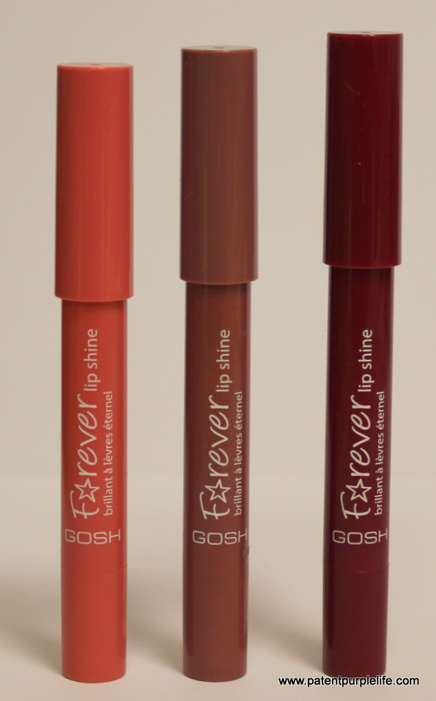 GOSH SS15 Forever Lip Shine
