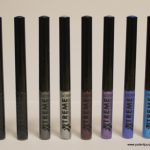 GOSH SS15 Xtreme Liquid Gel Eyeliners