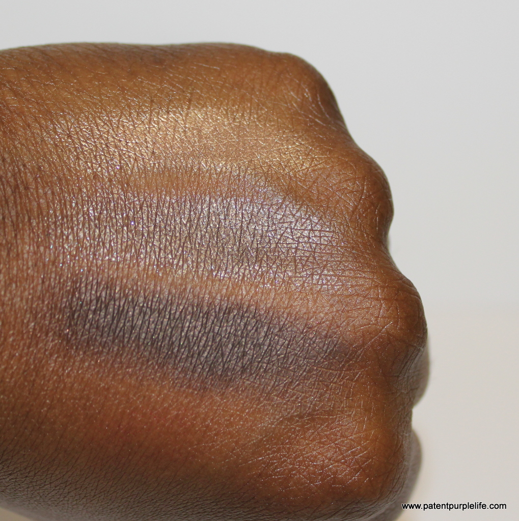 GOSH SS15 Eyelight Trio in Chunky Chocolate Swatch (WoC)
