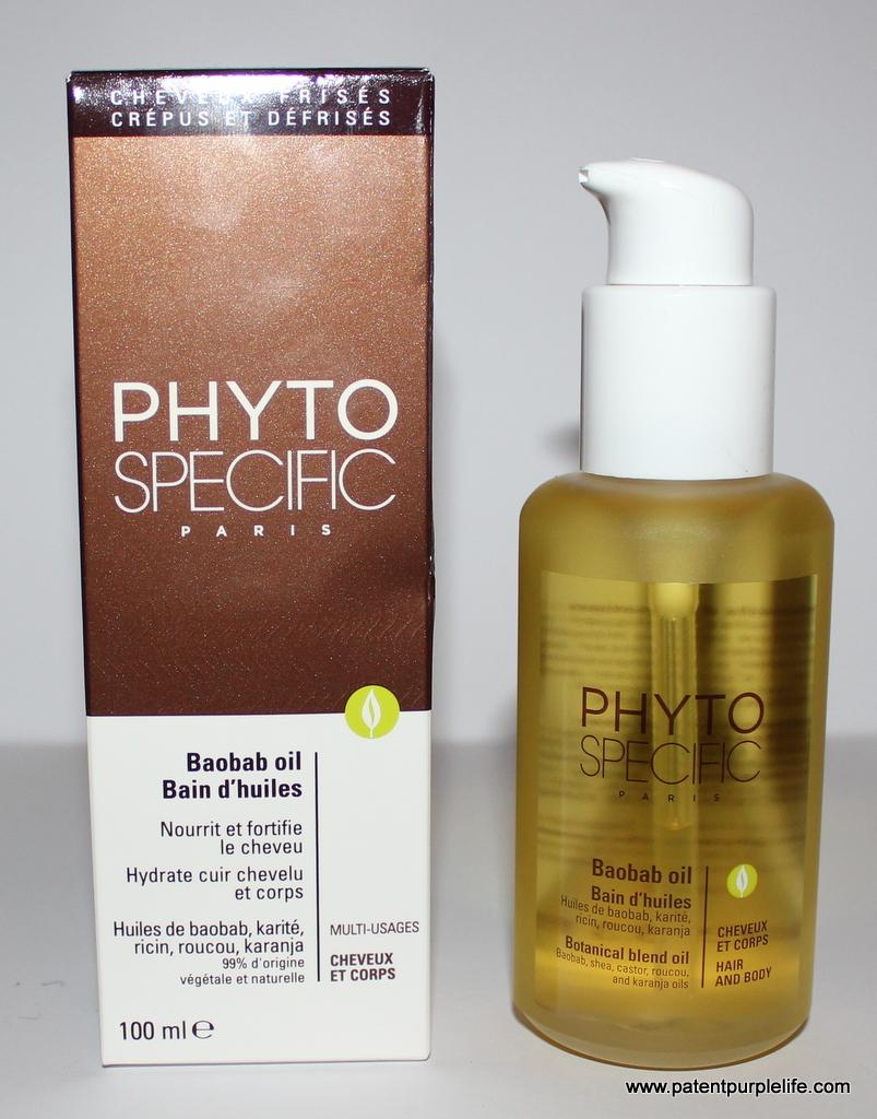 PhytoSpecific Baobab Oil