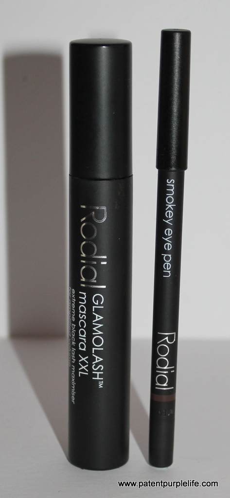 Rodial GlamoLash XXL Mascara and Smokey Eye Pen