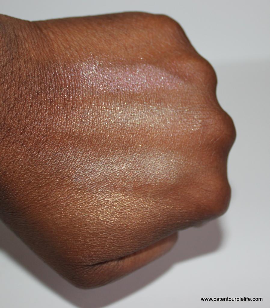 WoC Sleek Highlighting Palette Swatch