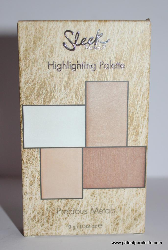 Sleek Highlighting Palette