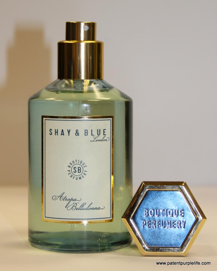 Shay and Blue Atropa Belladonna