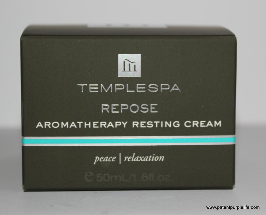 Temple Spa Repose Resting Cream