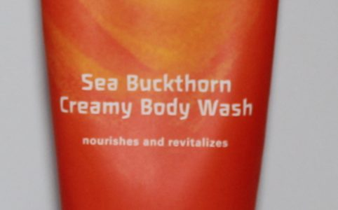 Buckthorn Cream Body Wash
