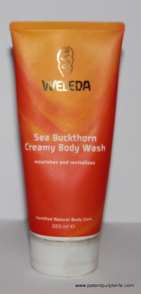 Buckthorn Cream Body Wash