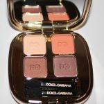 Dolce & Gabanna Cocoa Eyeshadow Quad