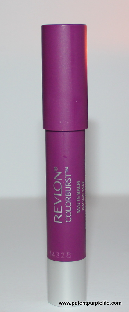 Revlon Colourburst Matt Lip Balm in Shameless (215)