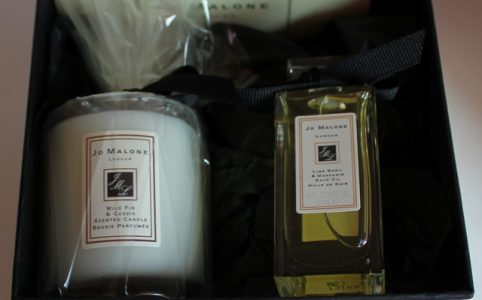 Jo Malone Lime Mandarin and Basil, Fig and Cassis