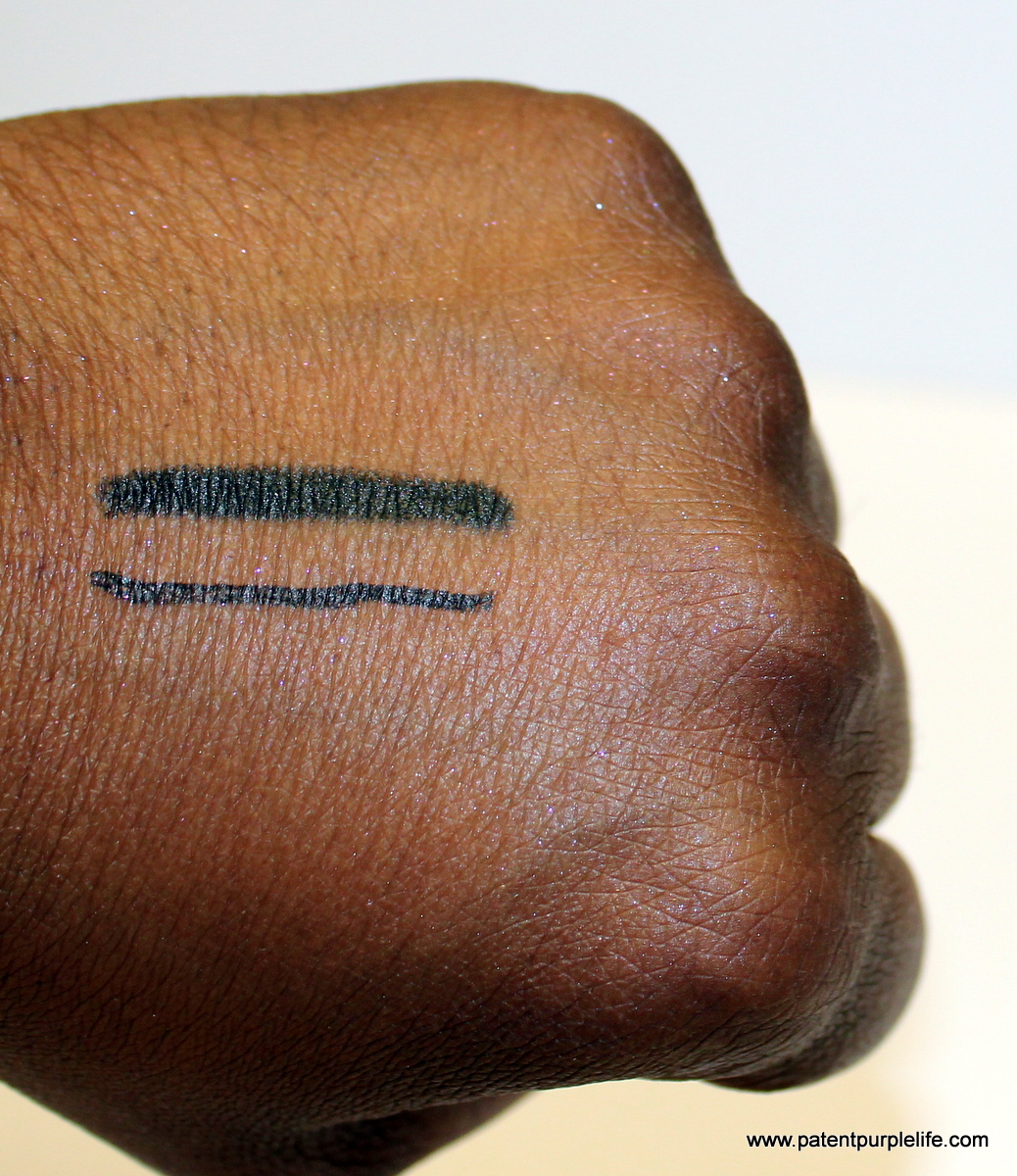 Ciate Double Lines Swatch Dark Skin