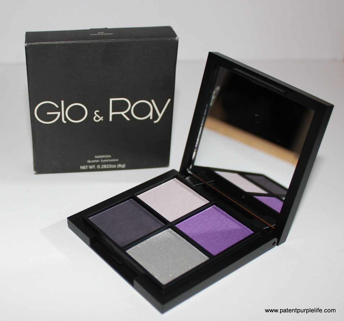 Glo and Ray Violet Emotion Quad