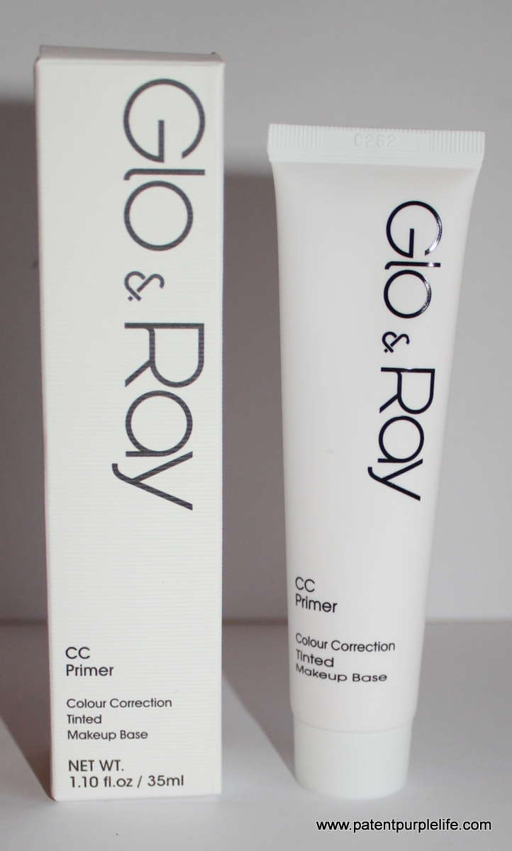Glo and Ray CC Primer