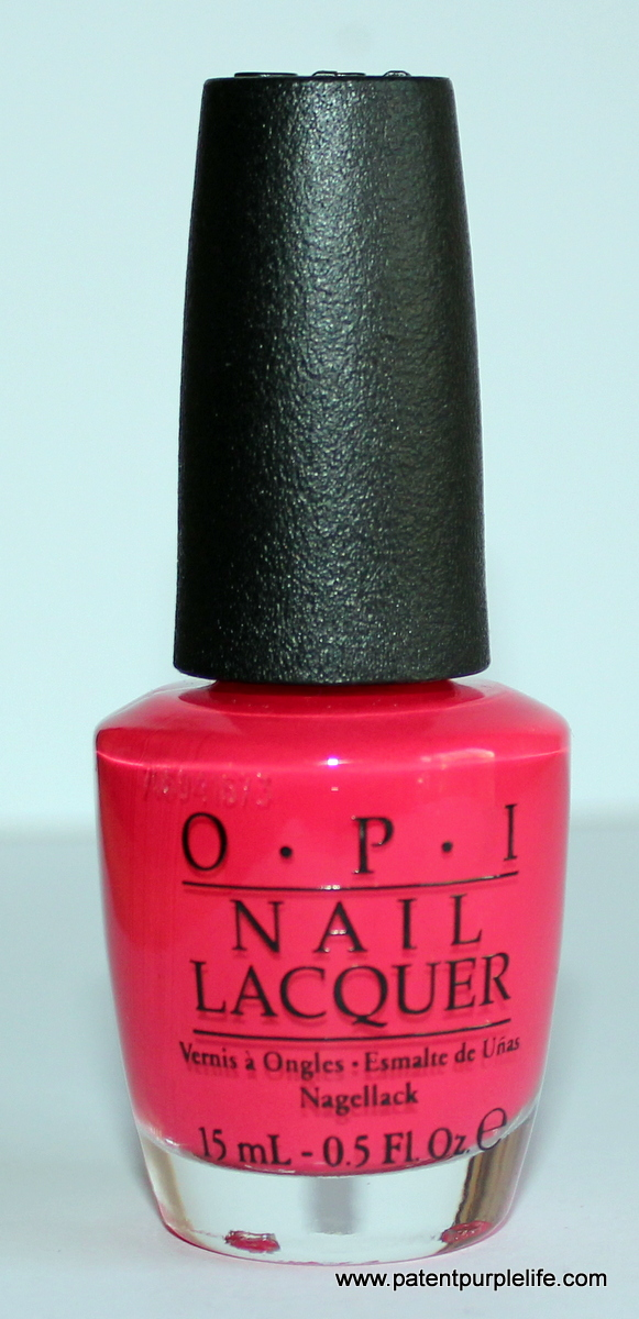 OPI Cajan Shrimp