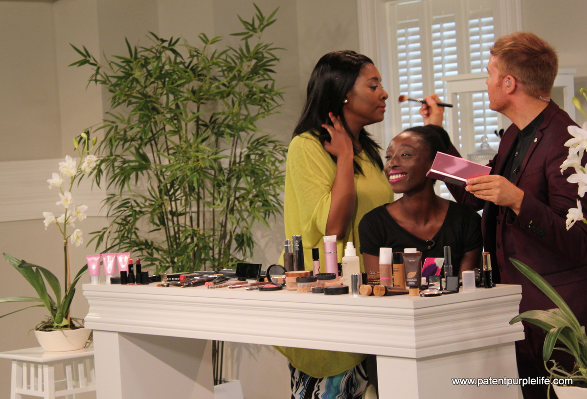 QVC UK Filming